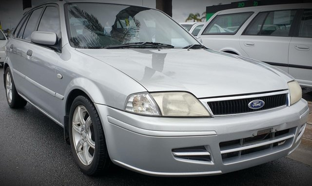 Used Ford Laser KQ LXI Cheltenham, 2001 Ford Laser KQ LXI Silver 4 Speed Automatic Hatchback