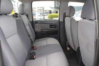 2010 Isuzu D-MAX MY09 SX 4x2 White 5 Speed Manual Utility