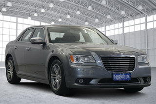 2012 Chrysler 300 LX MY12 C Grey 5 Speed Sports Automatic Sedan.