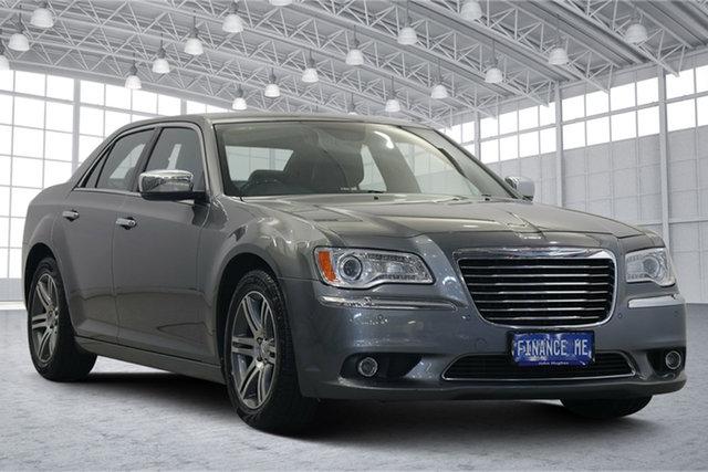 Used Chrysler 300 LX MY12 C Victoria Park, 2012 Chrysler 300 LX MY12 C Grey 5 Speed Sports Automatic Sedan