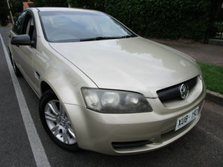 2007 Holden Commodore VE MY08 Omega Gold 4 Speed Automatic Sedan.