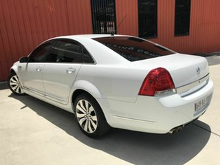 2012 Holden Caprice WM II V White 6 Speed Sports Automatic Sedan.