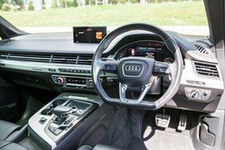 2016 Audi SQ7 4M MY17 TDI Tiptronic Blue 8 Speed Sports Automatic Wagon