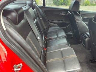2014 Holden Commodore VF MY15 SS-V Red 6 Speed Manual Sedan