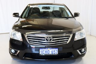 2011 Toyota Aurion GSV40R MY10 Presara Black 6 Speed Sports Automatic Sedan