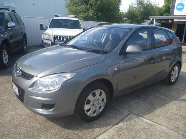 Used Hyundai i30 FD MY09 SX Morayfield, 2009 Hyundai i30 FD MY09 SX Grey 4 Speed Automatic Hatchback