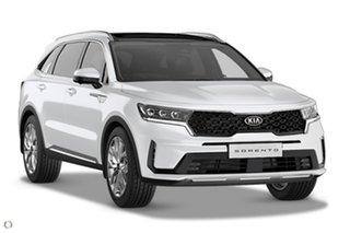 2020 Kia Sorento MQ4 MY21 GT-Line White 8 Speed Sports Automatic Wagon