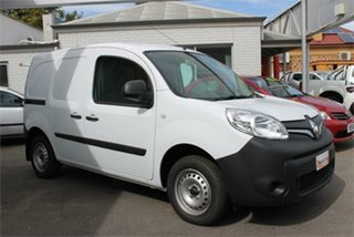 2020 Renault Kangoo F61 Phase II Compact Mineral White 6 Speed Sports Automatic Dual Clutch Van.