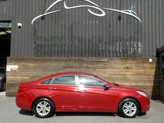 2011 Hyundai i45 YF MY11 Active Red 6 Speed Sports Automatic Sedan.