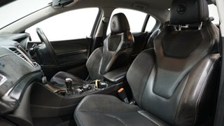 2015 Holden Special Vehicles ClubSport Gen-F MY15 R8 Heron White 6 Speed Manual Sedan