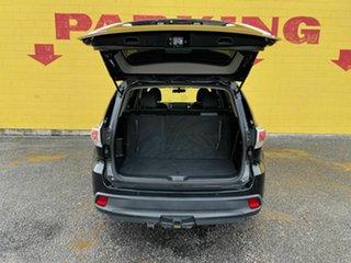 2016 Toyota Kluger GSU55R GXL AWD Black 6 Speed Sports Automatic Wagon