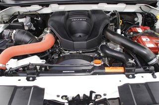2017 Isuzu D-MAX MY17 SX Crew Cab Splash White 6 Speed Sports Automatic Utility