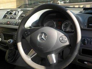 2011 Mercedes-Benz Vito 639 MY11 113CDI LWB White 5 Speed Automatic Van