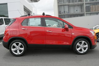 2016 Holden Trax TJ MY16 LTZ Red 6 Speed Automatic Wagon.