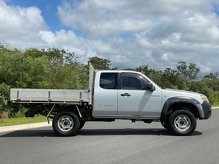 2006 Mazda BT-50 UNY0E3 DX+ Freestyle 4x2 Silver 5 Speed Manual Cab Chassis