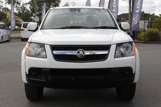 2010 Holden Colorado RC MY10 LX Crew Cab 4x2 Summit White 4 Speed Automatic Utility
