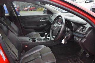 2013 Holden Ute VF MY14 SV6 Ute Red/Black 6 Speed Manual Utility