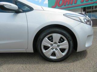 2018 Kia Cerato YD MY18 S Silver 6 Speed Sports Automatic Sedan
