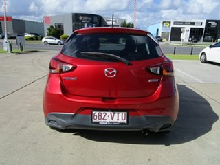 2014 Mazda 2 DJ2HAA Maxx SKYACTIV-Drive Soul Red 6 Speed Sports Automatic Hatchback.