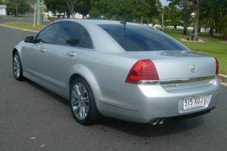 2015 Holden Caprice WN MY15 V Silver 6 Speed Sports Automatic Sedan