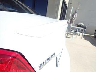 2016 Suzuki Kizashi FR MY14 Sport Prestige White Orchid 6 Speed Constant Variable Sedan