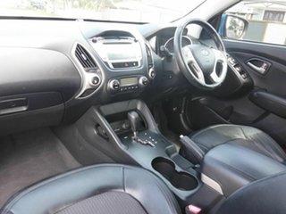 2012 Hyundai ix35 Blue 6 Speed Automatic Wagon