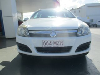 2006 Holden Astra CD White Automatic Wagon