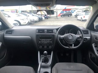 2015 Volkswagen Jetta 1B MY15 118TSI Trendline Grey 6 Speed Manual Sedan