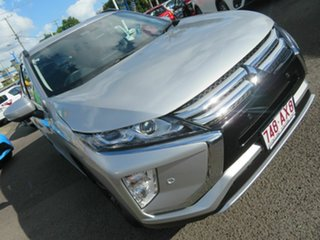 2019 Mitsubishi Eclipse Cross YA MY19 LS 2WD Silver 8 Speed Constant Variable Wagon