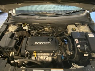 2011 Holden Cruze JG CDX Metallic Beige 5 Speed Manual Sedan