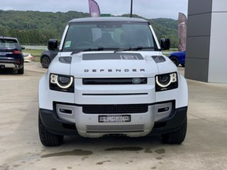2020 Land Rover Defender L663 20.5MY SE Fuji White 8 Speed Sports Automatic Wagon