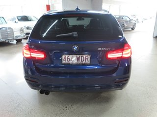 2015 BMW 3 Series F31 MY1114 320i Touring Sport Line Mediterraneanblue 8 Speed Sports Automatic