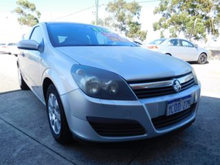 2007 Holden Astra AH MY07 CD Silver 5 Speed Manual Coupe