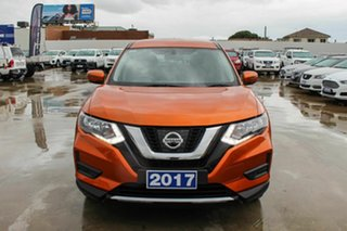 2017 Nissan X-Trail T32 Series II ST X-tronic 2WD Orange 7 Speed Constant Variable Wagon