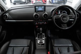 2015 Audi A3 8V MY16 Ambition S Tronic Grey 7 Speed Sports Automatic Dual Clutch Sedan.