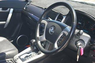 2012 Holden Captiva CG Series II 7 LX (4x4) White 6 Speed Automatic Wagon