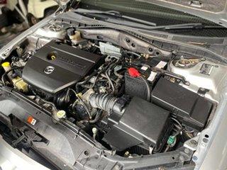 2007 Mazda 6 GG1032 Luxury Metallic Silver 5 Speed Sports Automatic Hatchback