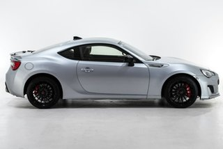 2018 Subaru BRZ Z1 MY18 TS Silver 6 Speed Sports Automatic Coupe