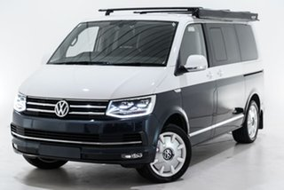 2018 Volkswagen Multivan T6 MY18 TDI340 SWB DSG Kombi 70 Blue 7 Speed Sports Automatic Dual Clutch.