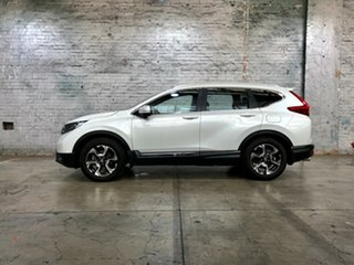 2018 Honda CR-V RW MY18 VTi-S FWD White 1 Speed Constant Variable Wagon
