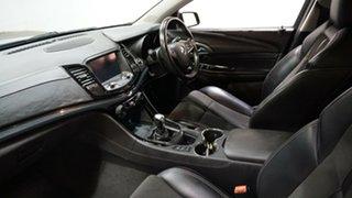 2015 Holden Commodore VF II MY16 SS Black 6 Speed Manual Sedan