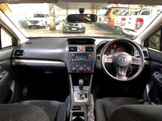 2014 Subaru Impreza G4 MY14 2.0i Lineartronic AWD Darkgrey/cloth 6 Speed Constant Variable Hatchback