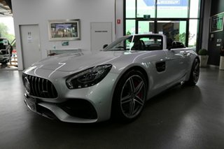 2018 Mercedes-Benz AMG GT R190 809MY C SPEEDSHIFT DCT Silver 7 Speed Sports Automatic Dual Clutch