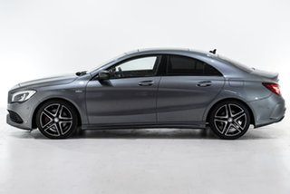 2016 Mercedes-Benz CLA-Class C117 807MY CLA250 DCT 4MATIC Sport Grey 7 Speed