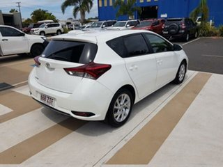 2015 Toyota Corolla ZRE182R Ascent Sport Glacier White 6 Speed Manual Hatchback