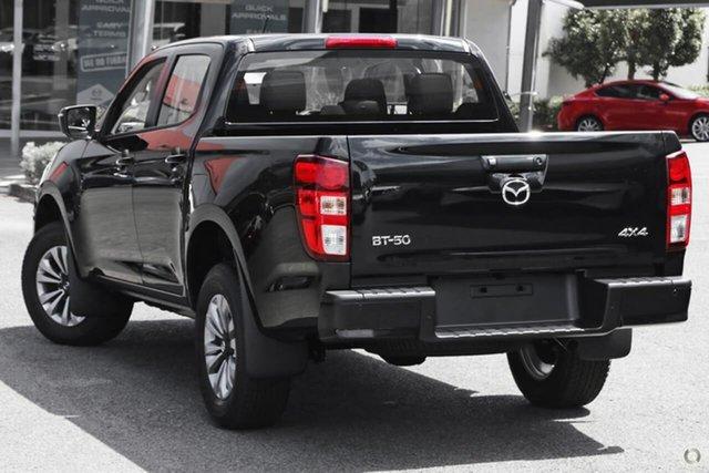 New Mazda BT-50 TFS40J XT Waitara, 2020 Mazda BT-50 TFS40J XT Black 6 Speed Sports Automatic Utility