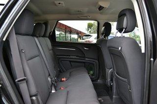 2011 Dodge Journey JC MY10 SXT Black 6 Speed Automatic Wagon