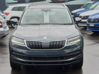 2019 Skoda Karoq NU MY20 110TSI DSG FWD Grey 7 Speed Sports Automatic Dual Clutch Wagon.
