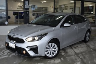 2020 Kia Cerato BD MY20 S Silver 6 Speed Sports Automatic Hatchback.
