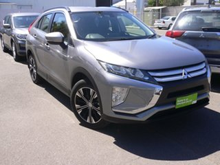 2019 Mitsubishi Eclipse Cross YA MY19 ES 2WD Grey 8 Speed Constant Variable Wagon.